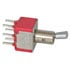 U21P4Y9CQE: DPDT Toggle Switch 5A 120V AC