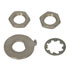 10-48HDWR: Hdwr 10-48UNS TRD 4 Sub Switch Nuts INT Washer Keyway