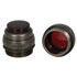 81-0331-203: Watertight Mini Lens Cap Color: Red (IrLED)
