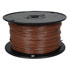 Ul1007/1569 26 AWG Stranded Hook-Up Wire 500' Brown