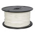 Ul1007/1569 26 AWG Stranded Hook-Up Wire 500' White