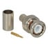 31-321-1002: 3 Piece 50ω BNC Plug Product: Connectors