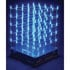 K8018B: 3D LED Cube 5 X 5 X 5 (Blue LED) Cubeanimator 1.4 for Windows