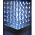 5x5x5 White LED Cube Kit Programmable via USB 9VDC