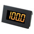 DPM 950S-EB-O: 3.5 Digit Backlit LCD Voltmeter Orange