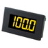 DPM 950S-EB-Y: 3.5 Digit Backlit LCD Voltmeter Yellow