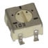 23BR10K-TR: POT 4MM Cermet 10K 1/4W 20%, (Variable Resistors)
