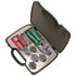 Coaxial Crimping Tool Kit with Dies and Carrying Case