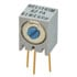 62PAR500: POT 1/4 Inch D Cermet 500 .5W 10%, (Potentiometers)