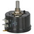 C-R2.5K-L.50: POT 1-13/16 DIA 2.5K 3WATT 3%, (Potentiometers)