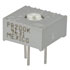 72PR250: 3/8 Inch Square Cermet Trimming Potentiometer 1 Turn
