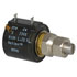 7366R10K-L.25SL: 3 Turn 10000 Ohm Wirewound Precision Potentiometer