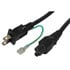 CMC105: 3 Conductor Round Power Cord Michkey Mouse Style