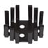 630-160: Heatsink TO-34 Hole Black, (Passive Heat Sinks)