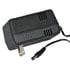 D12-10-1000: 12 Volt AC-to-DC Linear Unregulated Wall Adapter