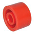 SW CAP(RED): CAP PB Switch Snap FIT RED, (Tactile)