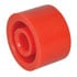 SW CAP(RED): Red Round Tactile Switch Cap
