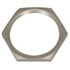 4901-0000-03201: 1-27NS Thread Hex Nut Brass Plated Nickel (Hardware)
