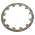 8101-0000-03201: Internal Tooth Lockwasher Brass Plated Nickel (Hardware)