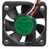AD0405HX-G73: 5 Volt DC 40MM Brushless Tubeaxial Fan Voltage: 5.0 Volts DC
