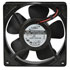 AD1248UB-F51: AD 48 Volt DC 120MM Brushless Tubeaxial Fan Voltage: 48 Volts DC