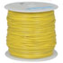 814-4-500: 500 Ft 28 AWG Dual-Rated Stranded Hook-Up Wire -Yellow