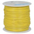Hookup Wire Yellow 500' 24 AWG Stranded PVC Ul1007/Ul1569