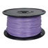 818-7-500: 500 Ft 22 AWG Dual-Rated Stranded Hook-Up Wire -Violet