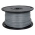 818-8-500: 500 Ft 22 AWG Dual-Rated Stranded Hook-Up Wire -Gray