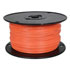 820-3-500: 500 Ft 20 AWG Dual-Rated Stranded Hook-Up Wire -Orange