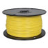 820-4-500: 500 Ft 20 AWG Dual-Rated Stranded Hook-Up Wire -Yellow