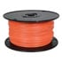824-3-500: 500 Ft 16 AWG Dual-Rated Stranded Hook-Up Wire -Orange