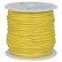 824-4-500: 500 Ft 16 AWG Dual-Rated Stranded Hook-Up Wire -Yellow