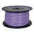 824-7-500: 500 Ft 16 AWG Dual-Rated Stranded Hook-Up Wire -Violet