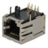 Shielded 8P8C RJ45 Side Entry Modular Ethernet Jack