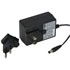 WA-18H12.: 18W AC-to-DC Interchangeable Switching Wall Adapter Power Supply