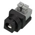 CD025: 2.1MM DC Power Jack to Spring Terminal Max. Voltage: 25V