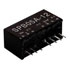 SPB05A-15: 15 Volt 5 Watt DC-DC Regulated Isolated Single Output Encapsulated SIP Converter