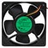 AD1212UX-F57: AD 12 Volt DC 120MM Brushless Tubeaxial Fan Voltage: 12 Volts DC