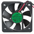 12 Volt DC 52mm Brushless Tubeaxial Fan