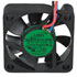 AD0412LX-G76: 12 Volt DC 40MM Brushless Tubeaxial Fan Voltage: 12 Volts DC