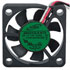 12 Volt DC 30mm x 6 mm  Brushless Tubeaxial Fan Hypro