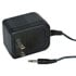 AC to AC Wall Adapter 9 VAC 1000 mA Black 3.5 mm Male Plug