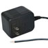 AC/AC Wall Adapter 18 VAC 500 mA Black Stripped & Tinned 6 Foot Lead Wires
