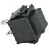 Panel Mount Black Push Button Switch