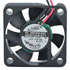 12 VDC 40 mm x 10 mm Tubeaxial Fan 4.7 CFM