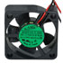 30 x 30 x 10 mm 12V Brushless Tubeaxial Fan with 5.5