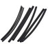 TT740509: 24 Piece Black Heat Shrink Tubing Assortment