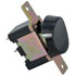 SPST ON-OFF Panel Mount Black Rocker Switch