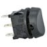 SPDT ON-OFF-ON Panel Mount Black Rocker Switch